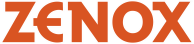 Puertas Zenox Mobile Retina Logo