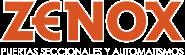 Puertas Zenox Logo