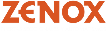 Puertas Zenox Retina Logo
