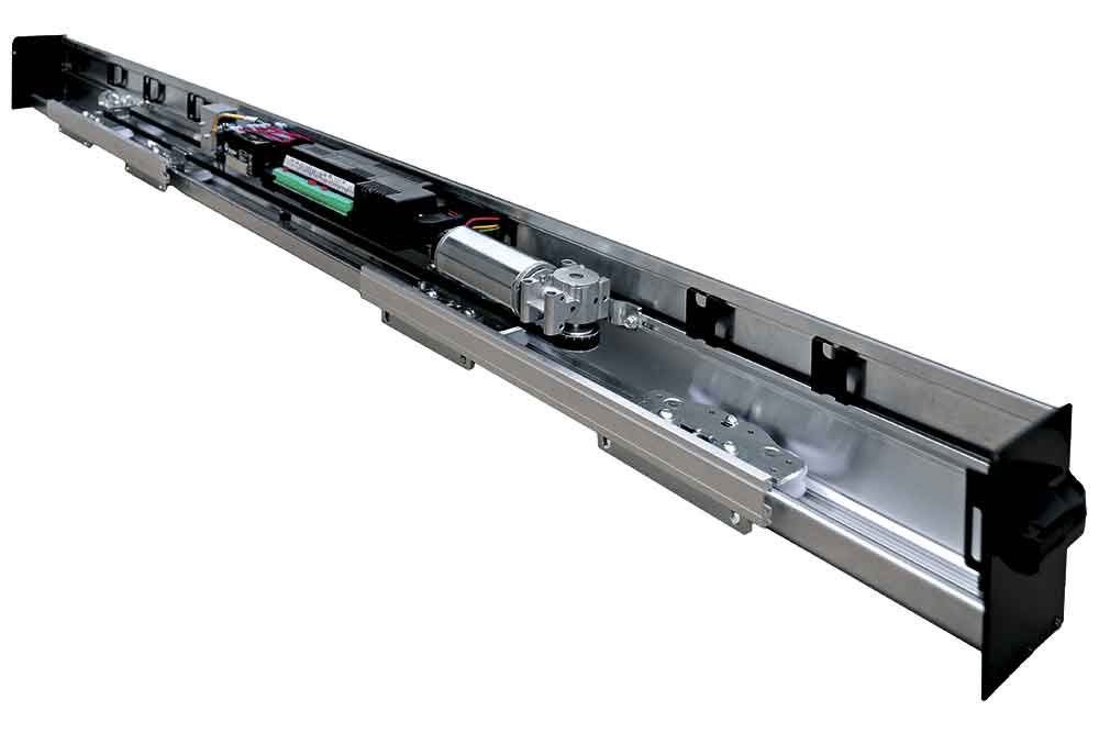 Motor puerta de cristal automática Zenox