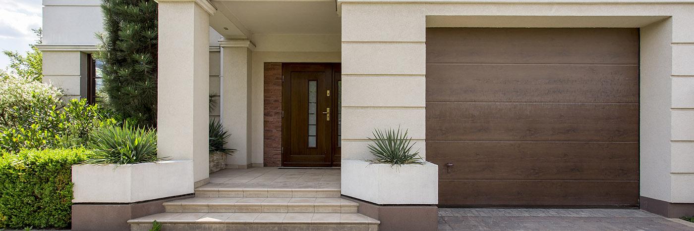 Puerta de garaje seccional fabulous puerta de garaje - Puerta garaje seccional ...