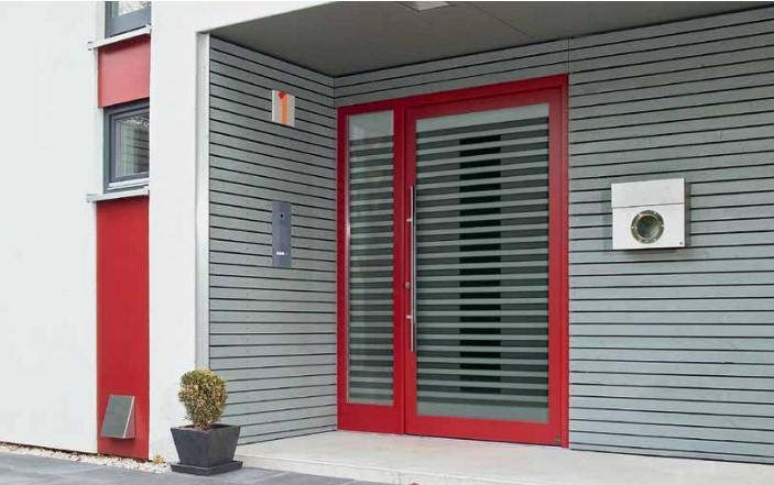 Puertas de entrada acristaladas Zenox Hörmann
